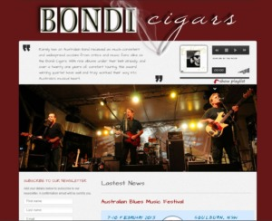 Bondi Cigars - new site