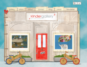 Kindergallery - fine art for children